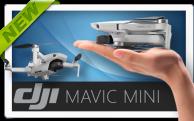 Фото Mavic Mini - легальный дрон для Европы