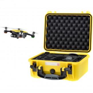 Фото1 SPK2300YEL-01 Кейс пластиковый 2300 для хранения и переноски DJI SPARK FLY MORE COMBO
