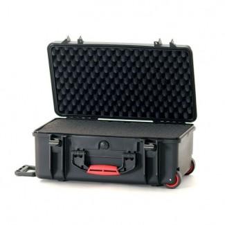 Фото4 HPRC 2550W CUBBLK  - Кейс пластиковый для хранения и переноски, на колёсах и с транспортировочной ру
