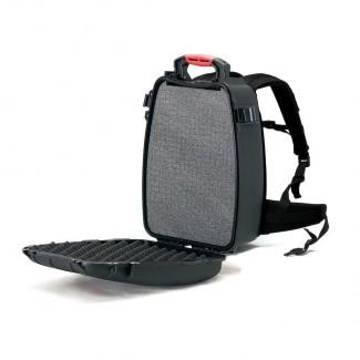 Фото2 HPRC 3500 CUBBLK - Кейс-рюкзак пластиковый для переноски хрупкого оборудования
