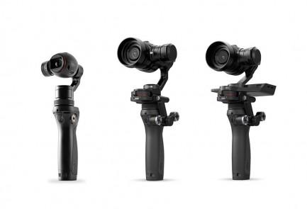Фото12 DJI OSMO RAW - Камера 4К с ручным стабилизационной системой в профессиональной комплектации OSMO RAW