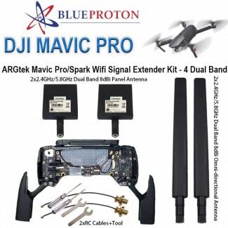 Фото2 EXT8 - Комплект расширения диапазона для DJI Mavic/Spark