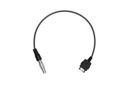 Фото1 Коммуникационный кабель FOCUS Part 34 DJI Focus Handwheel 2-Osmo Pro/RAW