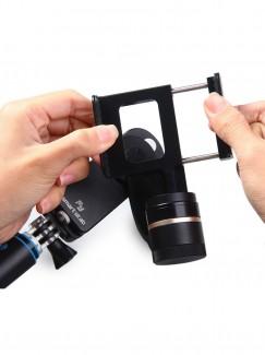 Фото3 FY-SMARTS - Двухосевой электронный ручной стабилизационный подвес для смартфона