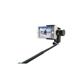 Фото1 FY-SMARTS - Двухосевой электронный ручной стабилизационный подвес для смартфона