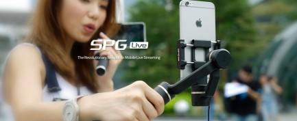 Фото7 FY-SPG Live - Трёхосевой ручной стабилизационный подвес