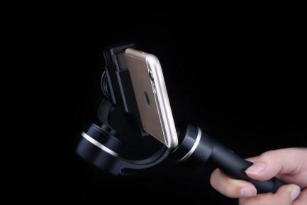 Фото6 FY-G4 Plus - Трёхосевой электронный ручной стабилизационный подвес