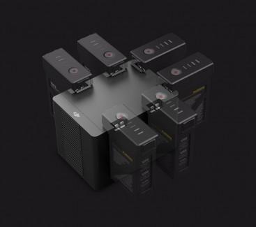 Фото1 Хаб для одновременной зарядки 6 аккумуляторов Matrice600