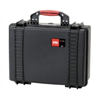 Фото2 HPRC 2500 CUBBLK - Кейс пластиковый для хранения и переноски