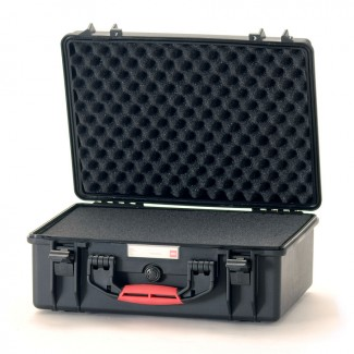 Фото1 HPRC 2500 CUBBLK - Кейс пластиковый для хранения и переноски