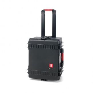 Фото1 HPRC 2600W CUBBLK - Кейс пластиковый для хранения и переноски, на колёсах и с транспортировочной руч