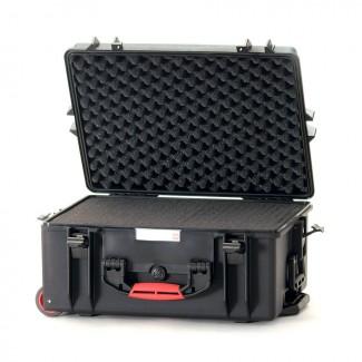 Фото3 HPRC 2600W CUBBLK - Кейс пластиковый для хранения и переноски, на колёсах и с транспортировочной руч