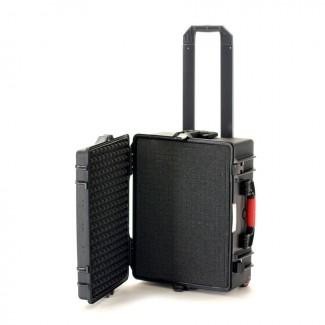 Фото4 HPRC 2600W CUBBLK - Кейс пластиковый для хранения и переноски, на колёсах и с транспортировочной руч