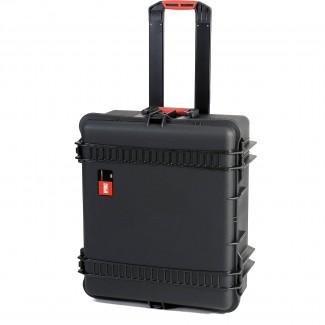 Фото1 HPRC2700W CUBBLK - Кейс пластиковый для хранения и переноски, на колёсах и с транспортировочной ручк