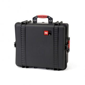 Фото4 HPRC2700W CUBBLK - Кейс пластиковый для хранения и переноски, на колёсах и с транспортировочной ручк