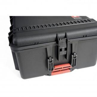 Фото7 HPRC2700W CUBBLK - Кейс пластиковый для хранения и переноски, на колёсах и с транспортировочной ручк