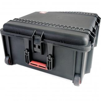 Фото8 HPRC2700W CUBBLK - Кейс пластиковый для хранения и переноски, на колёсах и с транспортировочной ручк