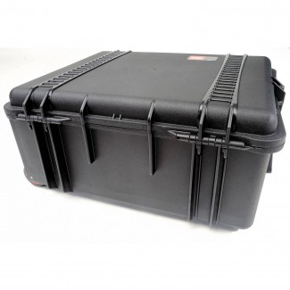 Фото6 HPRC2700W CUBBLK - Кейс пластиковый для хранения и переноски, на колёсах и с транспортировочной ручк