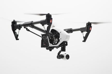 Фото1 Квадрокоптер Inspire 1 V2.0