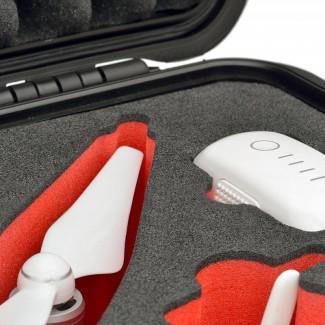 Фото2 Пластиковый кейс HPRC2710 и сумка с наполнителем для DJI Phantom 4