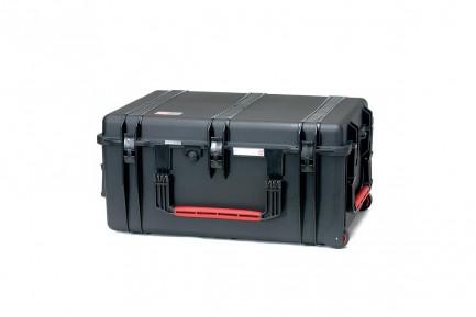 Фото2 Пластиковый колёсный кейс HPRC 2780W для DJI Inspire 1/Pro