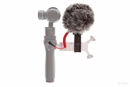 Фото3 RODE VideoMicro 360° - Быстрое крепление для микрофона OSMO