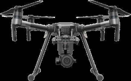 Фото4 Квадрокоптер DJI Matrice 210