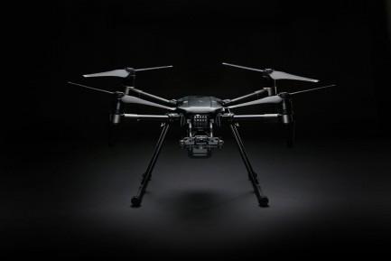 Фото4 Квадрокоптер DJI Matrice 200
