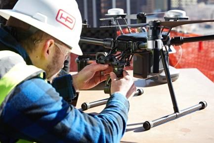 Фото3 Квадрокоптер DJI Matrice 210 RTK