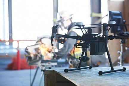 Фото5 Квадрокоптер DJI Matrice 210 RTK