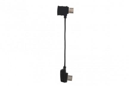 Фото1 Кабель micro USB для подключения пульта ДУ DJI Mavic