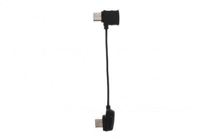 Фото2 Кабель micro USB для подключения пульта ДУ DJI Mavic