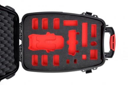 Фото4 MAV3500BLK-01 - Кейс-рюкзак пластиковый для переноски квадрокоптера Mavic