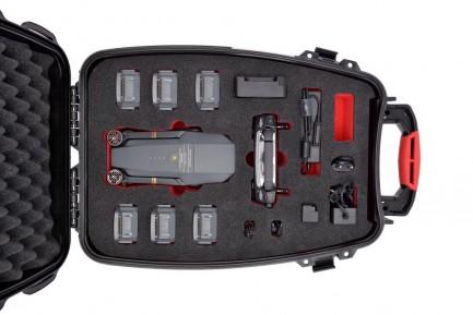 Фото3 MAV3500BLK-01 - Кейс-рюкзак пластиковый для переноски квадрокоптера Mavic