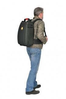 Фото5 MAV3500BLK-01 - Кейс-рюкзак пластиковый для переноски квадрокоптера Mavic