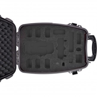 Фото4 MAV3500GRY-01 - Кейс-рюкзак пластиковый для переноски квадрокоптера Mavic