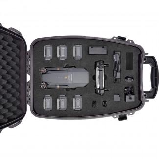 Фото3 MAV3500GRY-01 - Кейс-рюкзак пластиковый для переноски квадрокоптера Mavic