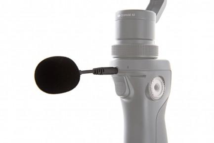 Фото5 FM-15 - Микрофон всенаправленный с гибкой ножкой для OSMO