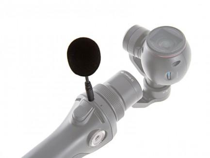 Фото2 FM-15 - Микрофон всенаправленный с гибкой ножкой для OSMO