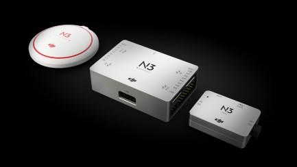 Фото1 N3 - профессиональный полетный контроллер нового поколения серии DJI NAZA