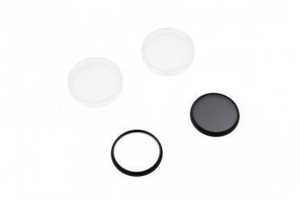 Фото5 Набор светофильтров для камеры Zenmuse X3 (серия Inspire 1)