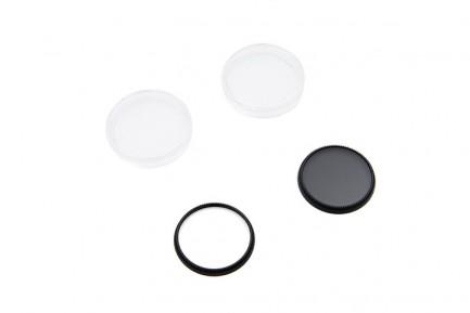 Фото1 Набор светофильтров для камеры Zenmuse X3 (серия Inspire 1)