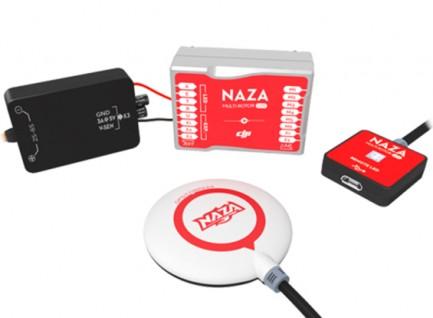 Фото1 NAZA-M lite - Полётный контроллер Naza-M V2 Lite &GPS Combo