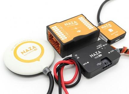Фото1 NAZA-M V2 Полётный контроллер с GPS