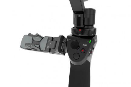 Фото3 Стабилизатор DJI Osmo (2 дополнительные батареи)