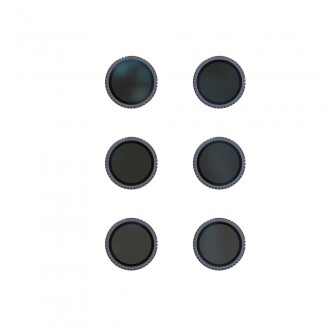 Фото1 Комплект фильтров для DJI Mavic Air (Standard Series - 6 шт.)