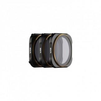 Фото1 Комплект фильтров для DJI Mavic 2 Pro (Vivid Collection - Cinema Series)