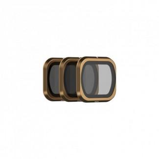 Фото1 Комплект фильтров для DJI Mavic 2 Pro (Shutter Collection - Cinema Series)