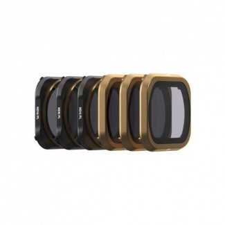 Фото1 Комплект фильтров для DJI Mavic 2 Pro (Cinema Series - 6 шт.)