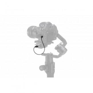 Фото4 Мультикамерный кабель управления угловой USB (Type-C) для Ronin-S